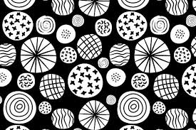 Polka Dot Pattern Simple Polka Dots Pattern Graphic Patterns Creative Market