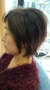 美容師解説ショートヘアって顏が大きい女性でも似合う