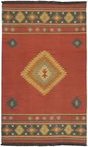 jewel tone rug from e furniture design threshold area