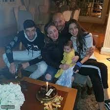 ريهام سعيد تنشر لأول مرة صورتها مع زوجها وأولادها - ليالينا