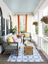 front porch seating. Porch Design And Decorating Ideas | Outdoor Spaces - Patio Ideas, Decks \u0026 Gardens HGTV Front Seating P