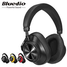 <b>Bluedio T6 Active Noise</b> Cancelling Headphones Wireless Bluetooth ...