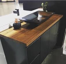 black vanity sink. Contemporary Vanity Buy Fienza Phantom Matte Black Wall Hung Vanity  At Accent Bath For Only  150000 Intended Sink T