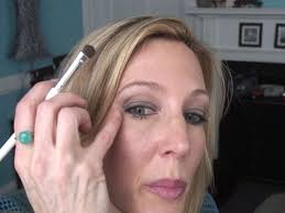 smokey eye tutorial for women over 50 with hooded crepey eyelids ootd you