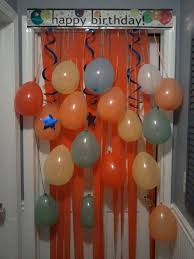 1000 ideas about birthday door decorations