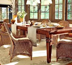 time fancy dining room. Incredible Time Fancy Dining Room Table Decor With Rattan Chairs Also Rustic Wood And Chandelier.jpg I