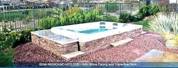creative spa designs above ground spa ideas hot tub ideas patio ideas spa patio design ideas