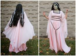 lilly munster costume plus size just another crafting blog lily munster the actual costume post