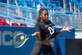 Coco Gauff discusses her bout with ...