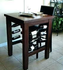 wine storage table pub tables with storage wine rack table drop leaf set wine storage trunk wine storage table