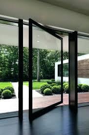 modern glass entry door glass front door for business splendid modern glass front doors glass front
