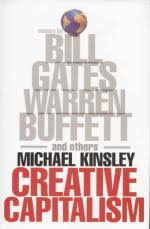 booktopia leadership and the one minute manager increase creative capitalism essays by bill gates warren buffett and others michael kinsley