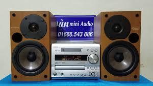 Dàn mini Onkyo X9 - đời cao - loa 052tx bass 1 tấc 5 - Đẹp long lanh - Giá
