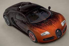 Two porsche cayenne magnum and two bugatti veyron. Bugatti Veyron Grand Sport Venet Limited Edition Blog Purentonline