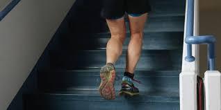 Für die meisten menschen ist treppensteigen eher ein lästiges übel. Weltmeisterschaft Im Treppenlaufen Startet In Hannover
