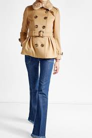 Burberry-Clothing-Casual Jackets Outlet, Burberry-Clothing-Casual ... & Burberry Wool and Cashmere Coat with Rabbit Fur Collar camel women,burberry  belted quilted jacket Adamdwight.com