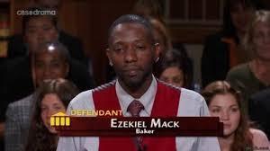 EZEKIEL MACK Baker - Picalt