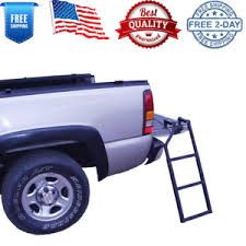Ladder Pickup Truck Tail Gate Bed Step Dodge Tailgate 300 Pound ...