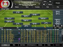 Total Club Manager 2004 Download 2003 Sports Game