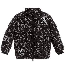Dolce And Gabbana Jacket Size Chart Black Down Padded Jacket