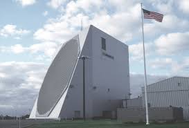 Phased Array Radars 6th Space Warning Squadrons Pave Paws An Early Warning Phased