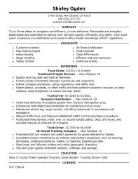sample resume warehouse skills list truck driver resume sample resume  samples skills based