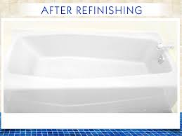 kowalski bathtub refinishing total bathtub refinishing tub reglazing service