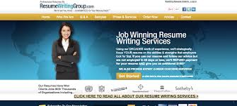 Professional Resume Writing Services Resume Writing Services Compare the Top Resume Services 57