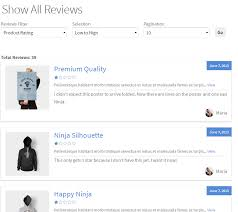 WooCommerce Show All Reviews Plugin, Display Reviews in One Page ...