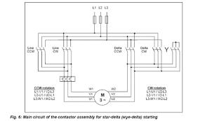 emergency stop wiring diagram for generator wiring diagram for single phase delta motor wiring diagrams