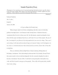 example of explanatory essays com brilliant ideas of example of explanatory essays in job summary