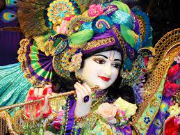 Shree Krishna HD Wallpapers on Shubh ...