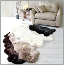 ikea sheepskin rug sheep royal quality