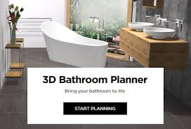 3D Bathroom Designs Unique Decorating Ideas