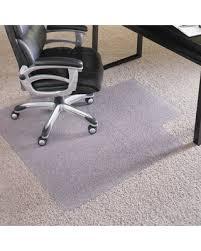 chair mat with lip. ES Robbins 36 X 48 Performance Series AnchorBar Lip Chair Mat With