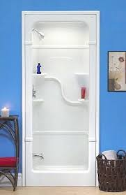 shower stalls home depot. Beautiful Home Remarkable One Piece Shower Stall With Door Inch 3 The Home  Depot Throughout To Shower Stalls Home Depot S