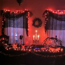 halloween table decorating ideas Halloween Home Decorating Ideas
