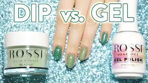 dip powder vs gel polish what should