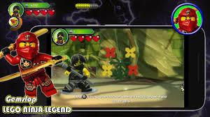 Gemslop LEGO Ninja Legend for Android - APK Download