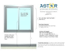 Bedroom Egress Window Size Exit Bedroom Egress Window Size Egress Best Egress Requirements For Bedroom Windows
