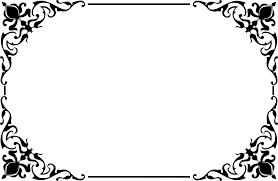 frame. Ornamental Frame Border 2