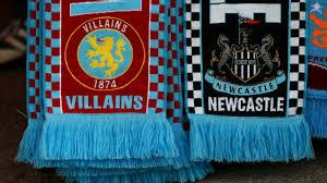 Image result for Aston Villa v Newcastle
