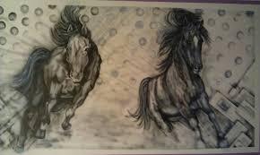 Tetování Horses Tetování Tattoo