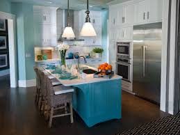 blue kitchen designs. Inspiring Kitchens With White Cabinets And Blue Walls Pictures Design Ideas Kitchen Designs