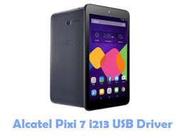 Download Alcatel Pixi 7 i213 USB Driver ...