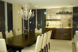 low shelf ideas elegant wall shelf ideas for dining room with low ceiling crystal chandelier above