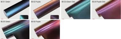 Vinyl Wrap Color Chart Premium Purple Gloss Chameleon Vinyl Axevinyl Com