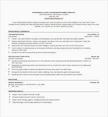 Fresh Housekeeping Resume Luxury Examples Housekeeping Resumes