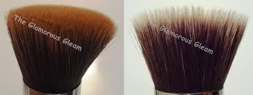 brush is still wet in photos the parian spirit brush cleaner