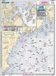 Charts Maps Gulf Of Maine Massachusetts Bay Offshore